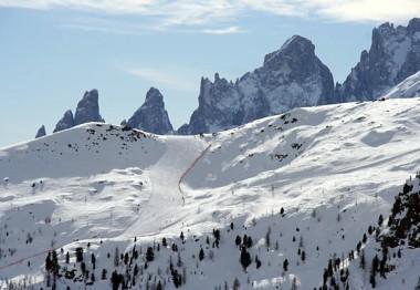 курорт Пассо Сан Пелегрино/Альп ди Лусия-Тре Валли
