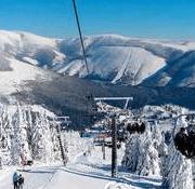 горнолыжный курорт Шпиндлерув Млын – Горни Мисечки